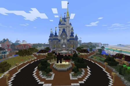 Minecraftdisney Uk Map