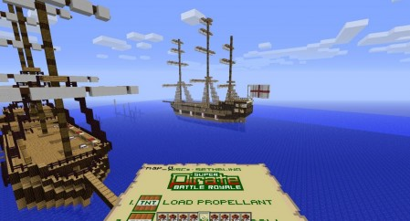 Pirates Minecraft Map