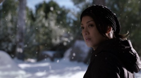 Agents Of Shield The Only Light In The Darkness Melinda May Ming Na Wen Leaving Shield