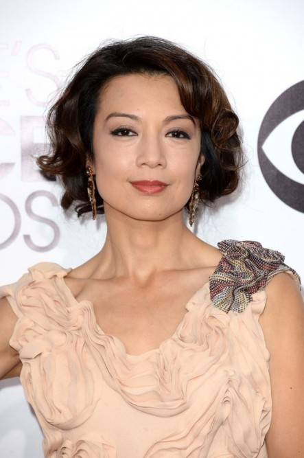 Ming Na Wen At Th Annual People Choice Awards In La Movies