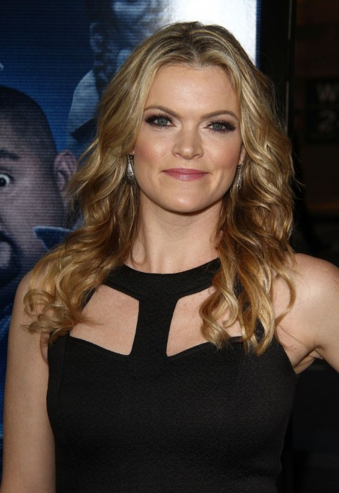 Missi Pyle At Haunted House Premiere In Los Angeles
