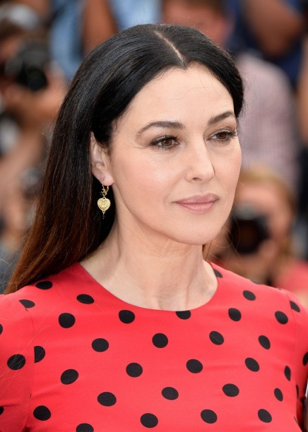 Monica Bellucci At Lemmeraviglie Photocall At Cannes Film Festival