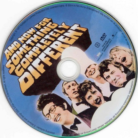 Monty Python And Now For Something Completely Different Movie