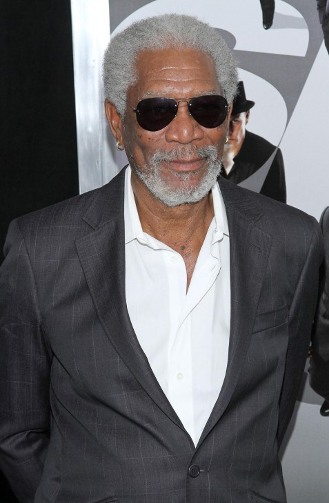 Morgan Freeman At Event Of Now You See Me Jaful Perfect