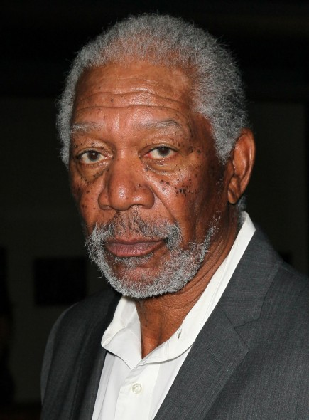Morgan Freeman At Event Of The Magic Of Belle Isle Large Picture