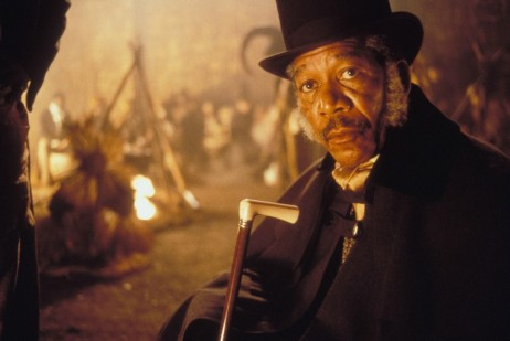 Still Of Morgan Freeman In Amistad Large Picture