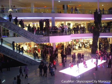 Morocco Mall Shared Picture Uk