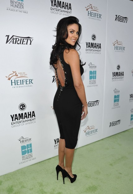 Nadia Bjorlin At Beyond Hunger Place At The Table Benefit In Beverly Hills
