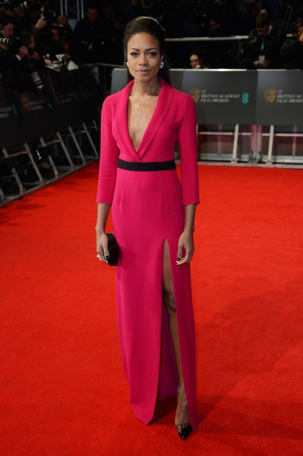 Naomie Harris Bafta Awards