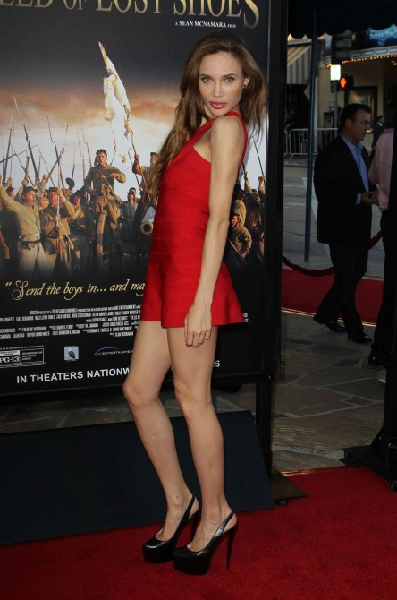 Natalie Gal Field Of Lost Shoes Premiere