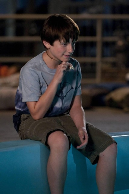 Still Of Nathan Gamble In Dolphin Tale Dolphin Tale