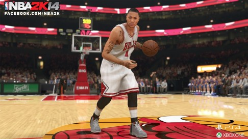 Nba Ps Xbox One Rose