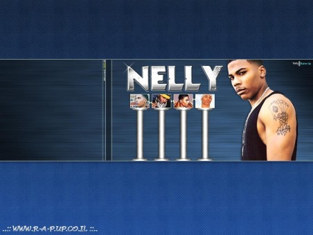 Nelly Wallpaper Normal