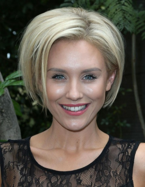 Nicky Whelan At Mother Day Luncheon At In Los Angeles