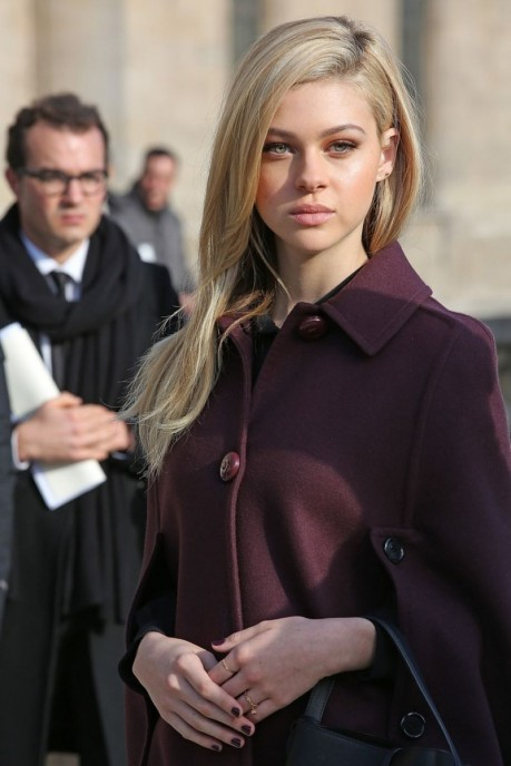 Nicola Peltz At Louis Vuitton Fashion Show In Paris