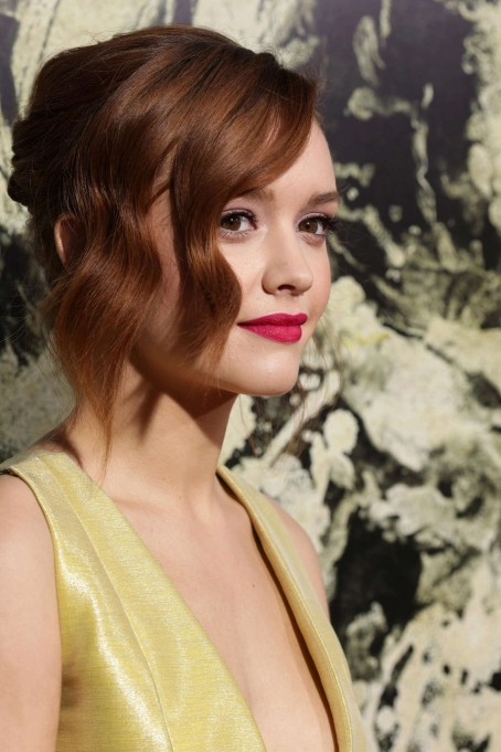 Olivia Cooke At Premiere The Quiet Ones