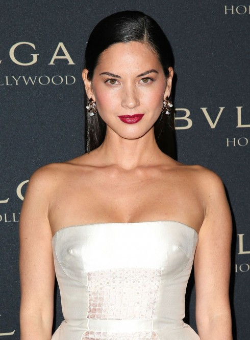 Olivia Munn At Decades Of Glamour Event In West Hollywood