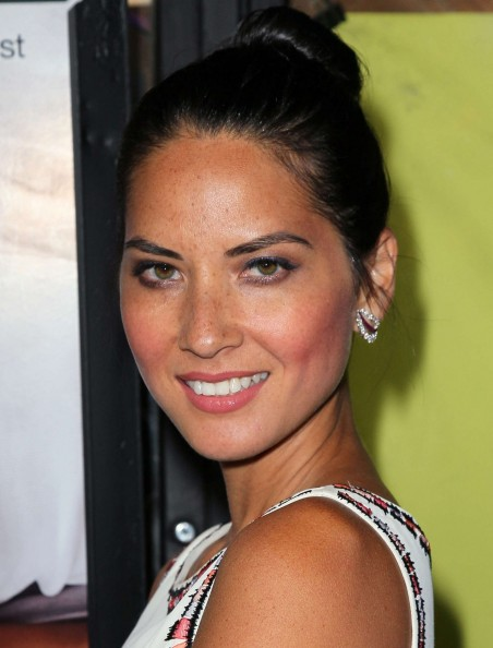Olivia Munn At The Babymakers Screening In Los Angeles