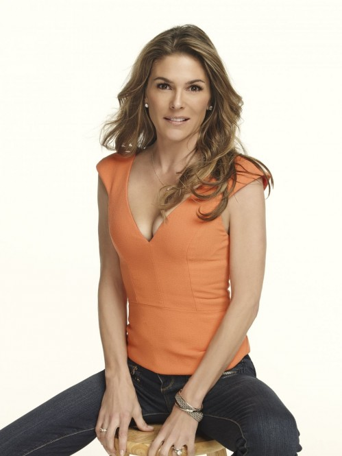 Paige Turco At The Season Pne Promos Movies