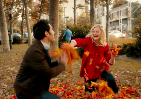 Amy Poehler Paul Rudd They Came Together Zoom Hot