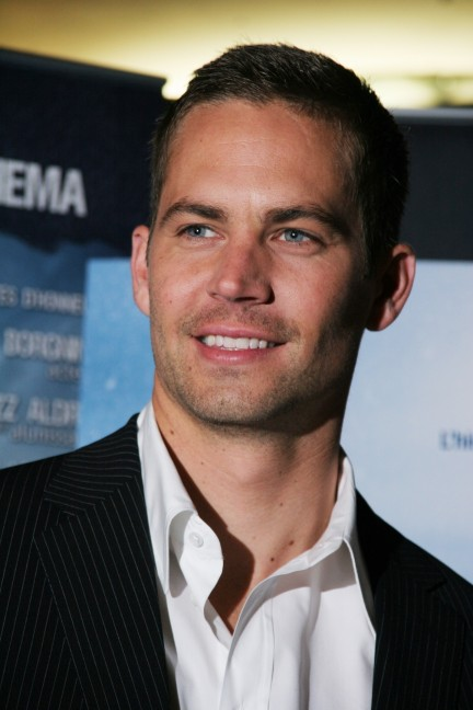Paul Walker Paris En