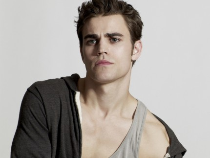 Paul Wesley Background Picture