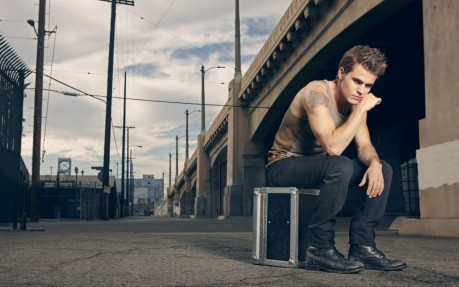 Paul Wesley People Magazine