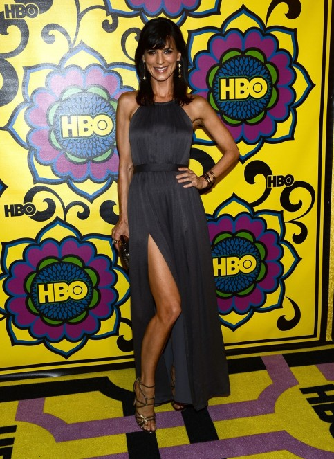 Perrey Reeves At Hbo Emmy After Party In Hollywood Emmanuelle Chriqui