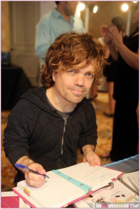 Peter Dinklage Uppababy Hot