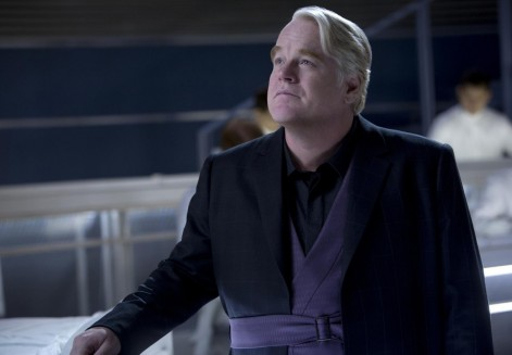 Philip Seymour Hoffman Hunger Games Movies