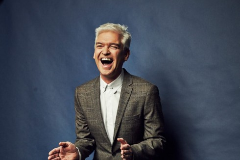 Phillip Schofield Young