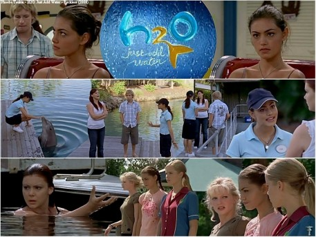 Just Add Water Reckless Cariba Heine And Phoebe Tonkin
