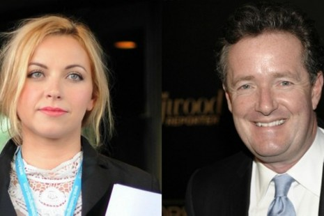 New Video Shows Piers Morgan Talking To Charlotte Church About Phone Hacking Image