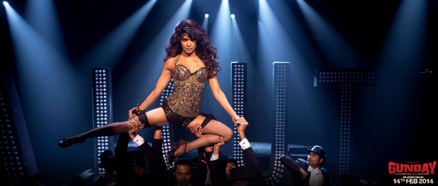Priyanka Chopra In Gunday Beach