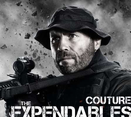 The Expendables Movie Randy Couture Wallpaper