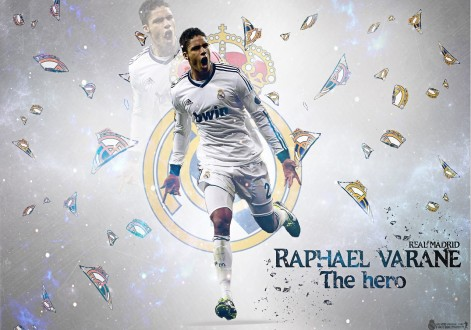 Raphael Varane Football Wallpaper Sport