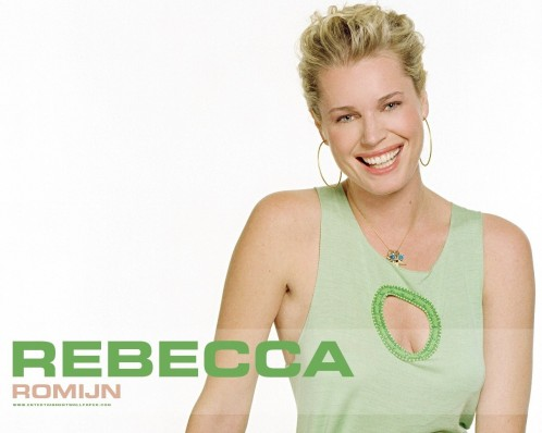 Rebecca Romijn Wallpaper Normal Wallpaper