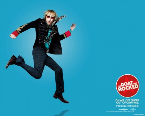 Rhys Ifans In The Boat That Rocked Wallpaper