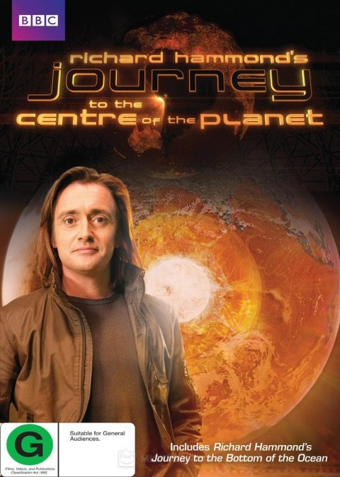Richard Hammonds Journey To The Center Of The Planet Tv Shows