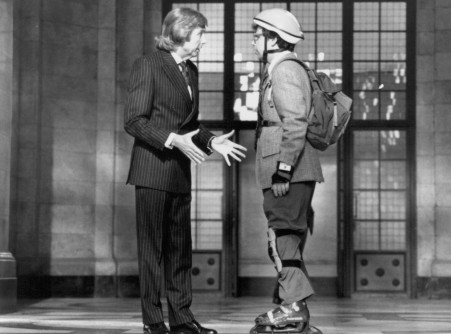 Still Of Eric Idle And Rick Moranis In Splitting Heirs