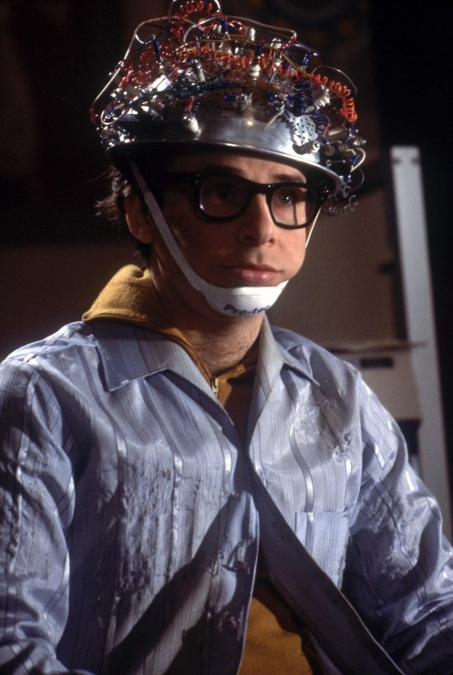 Still Of Rick Moranis In Ghostbusters Large Picture Ghostbusters