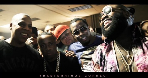 Rick Ross Performs With Jay In Florida Backstage Mchg Tour Cars
