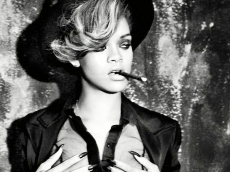Smoking Rihanna Wallpaper For Mobile Wallpaper