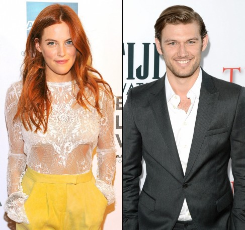 Riley Keough Alex Pettyfer Zoom Red Hair