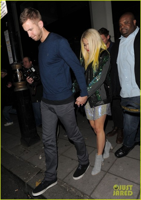 Rita Ora Calvin Harris Hakkasan Twosome And Calvin Harris