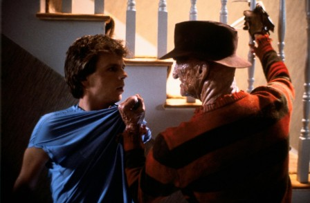 Still Of Robert Englund And Mark Patton In Nightmare On Elm Street Part Freddys Revenge Films