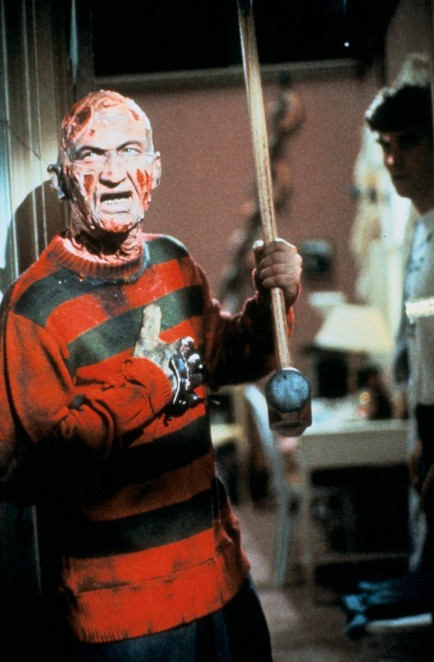 Still Of Robert Englund In Nightmare On Elm Street Part Freddys Revenge Large Picture