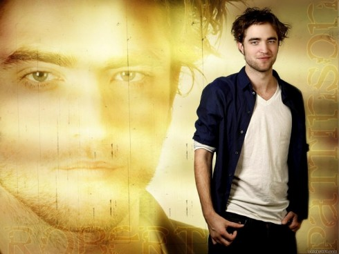 Robert Pattinson Desktop Wallpaper Wallpaper