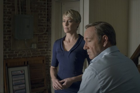 House Of Cards Season Robin Wright Kevin Spacey House Of Cards