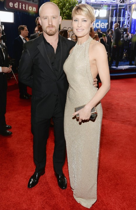 Robin Wright Ben Foster Zoom